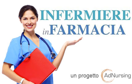 "È nato ""Infermiere in Farmacia"""